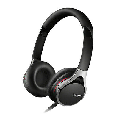 Brand New Sony MDR-10RC Black Headband (Over Ear) Headsets