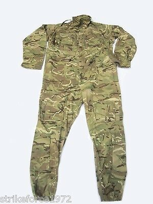 NEW - Army Issue AFV Crewmans MTP Tank Suit Coveralls Size 190/120 - EXTRA LARGE