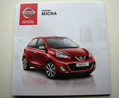 Nissan . Micra . Nissan Micra . February 2016 Sales Brochure