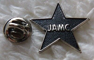 Jesus & Mary Chain Cool Promo Lapel Pin With Bonus Gift