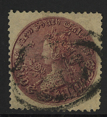 Australia- New South Wales Used #44C Outstanding