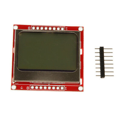 2pcs Replacement 84x48 Pixel LCD Module Backlight Board PCB for Nokia