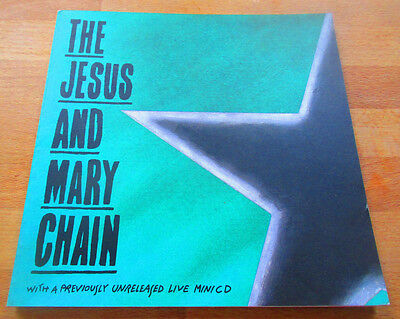 The Jesus And Mary Chain - Biography /  Discography Book c86 indie creation 1992