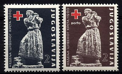 2311 YUGOSLAVIA 1960 Red Cross **MNH