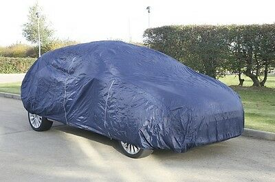 Sealey CCEXL Car Cover Lightweight X-Large 4830 X 1780 X 1220mm Protector