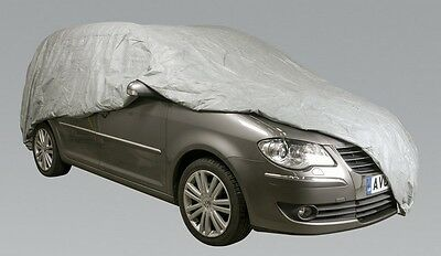 Sealey SCCXXL All Seasons Car Cover 3-Layer Extra Extra Large Protector Outdoor