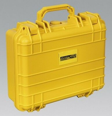 Sealey AP612Y Storage Case Water Resistant Professional Small Tool Store Garage