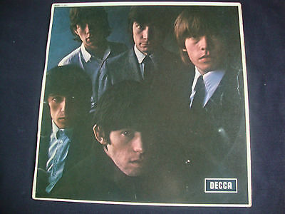 THE ROLLING STONES No 2 *RAREST VERSION* MONO UK 1965 1st PRESS ALL EXCELLENT
