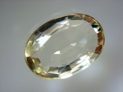 ORTHOKLAS  -  OVAL FACET  -  9,4x6,7 mm  -  1,48 ct.