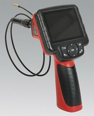 Sealey VS8221 Proscope 2 Digital Borescope 5.5mm Diagnostic Equipment Inspection