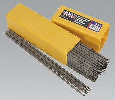 Sealey WEHF5032 Welding Electrodes Hardfacing 3.2X350mm 5Kg Pack Tool Equipment
