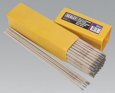 Sealey WESS5032 Welding Electrodes S/Steel 3.2X350mm 5Kg Pack Tool Equipment