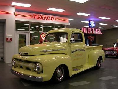 1952 Ford Other Pickups  1952 Ford F1 Pick Up