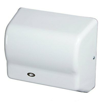 American Dryer GX1 GX Series Automatic Hand Dryer White ABS 110-120v 1500W