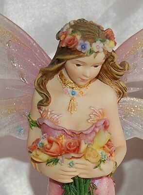 2003 Used Hard to Find FAERIE GLEN Fairy BLOSSOMBELLE