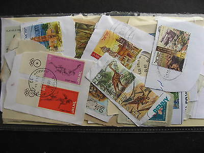 ISRAEL commemorative mixture(duplicates,mixed condition)old & modern,ex kiloware