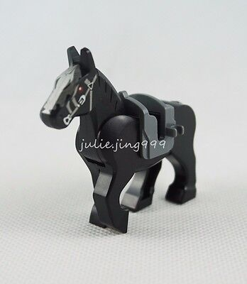 Mini Figures Ringwraith Black Horse Lord of the Rings The Hobbit Building Toys