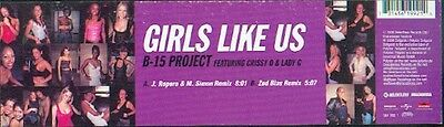 B-15 Project Girls Like Us Vinyl Single 12inch NEAR MINT zeitgeist
