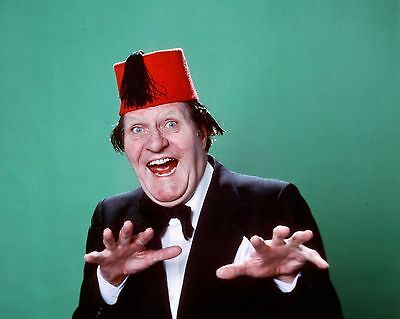 """Tommy Cooper 10"""" x 8"""" Photograph no 1"""