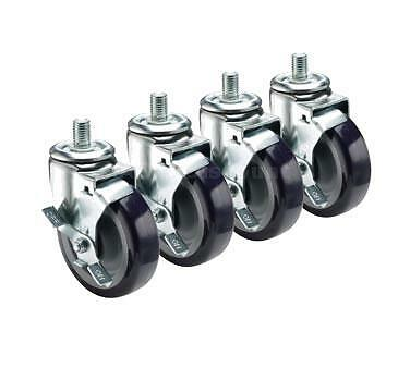 Krowne Metal 28-147S Casters for Southbend Full-Size Convection Ovens