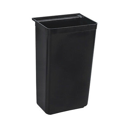 "Thunder Group Bus Cart Refuse Bin 22"" X 13"" X 9.25"" - Plbc0013B"