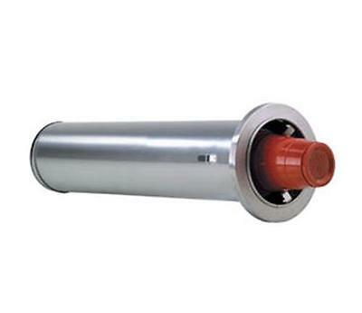 """Dispense-Rite ADJ-2 6ea 22"""" Stainless Disposable Cup Dispenser One Size Fits All"""