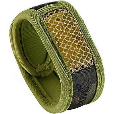 MWGEAR All Natural Mosquito Repellent Wristband made from Essential Oils