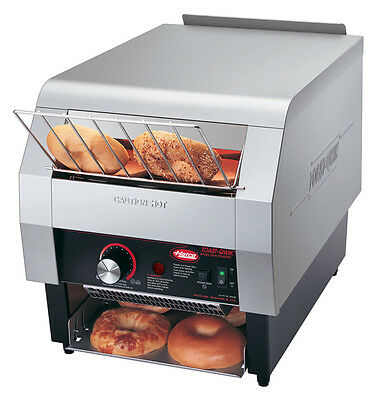 "Hatco Horizontal Conveyor Toaster w/ 3"" Opening 800 Slices/Hr 208v"