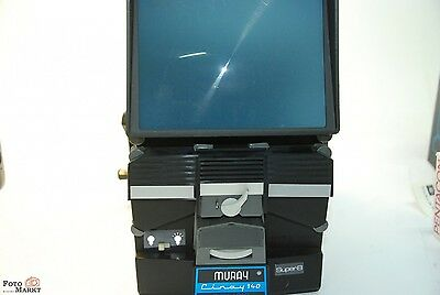 Super 8 Film watcher Muray Cinay 140 (France) Matte screen 105x138mm Film