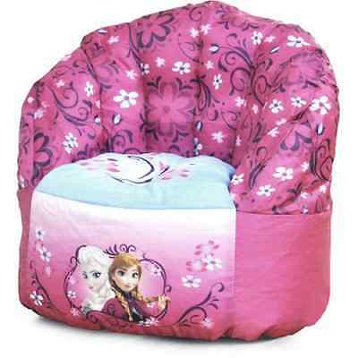 Disney Frozen Bean Bag Chair, Pink