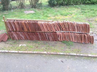 Roof Tiles Mix of New and Used