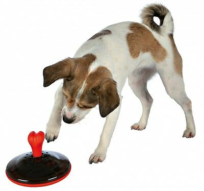 Trixie Dog Snack Spinner Adjustable Treat Dispensing Dog Toy Game 32024