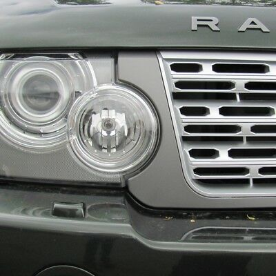 Grey+Silver L405 style grille conversion for L322 2005-09 supercharged Vogue SE