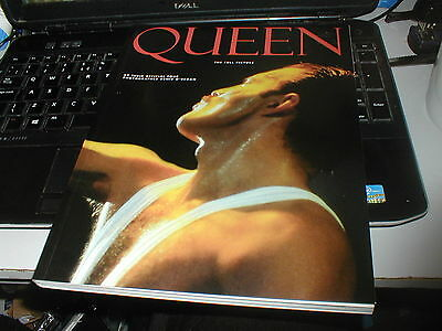Queen The Full Picture Stunning Softback Book. Near Mint 1995