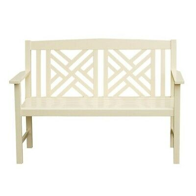 ACHLA Fretwork Bench - OFB-10A