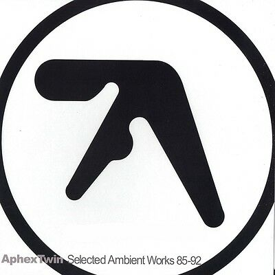 Aphex Twin - Selected Ambient Works 85-92 (2LP Vinyl) AMBLP3922, NEU+OVP!