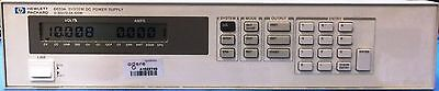 HP 6633A 0-50V 0-2A 100W HP-IB Programmable System DC Power Supply  Tested