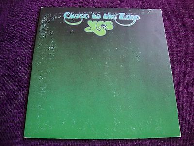 YES CLOSE TO THE EDGE UK 1st PRESS SCARCE 1972 TOP COPY IMPOSSIBLE ALL EXCELLENT