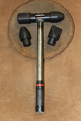 Metal Shaping Mallet Set with Delrin heads