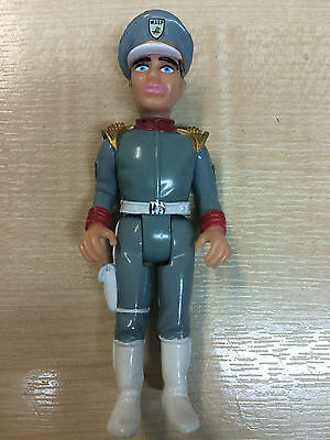 TROY TEMPEST MATCHBOX 4in figure Gerry Anderson