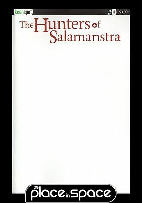 The Hunters Of Salamanstra #0D (1:3) Variant (Wk02)