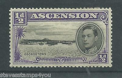 Ascension Islands - 1938 To 1953 - SG38 - P13.50 - CV £ 7.00 - Mounted Mint