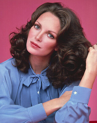 Jaclyn Smith Charlies Angels Stunning Original Color 5X4 Inch Transparency Slide