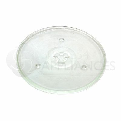 UNIVERSAL MICROWAVE TURNTABLE Glass PLATE 27cm
