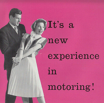 Triumph Herald Saloon & Coupe, It,s A New Experience In Motoring !, Brochure.