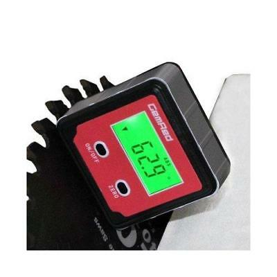 GemRed 82412 Digital Level Box Protractor Angle Finder Level Gauge Bevel Gage