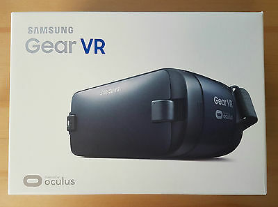 Samsung Gear VR Oculus Blue Black Latest 2016 SM-R323 Note5 S6 S7 Edge Australia