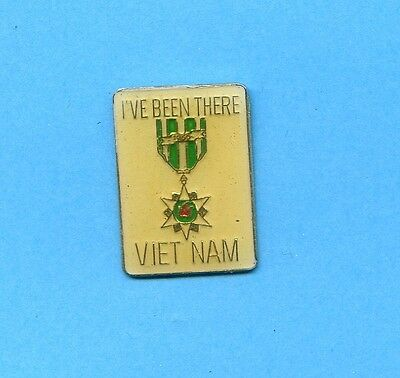 Pins militar  army  Usa I've Been There Vietnam Us671