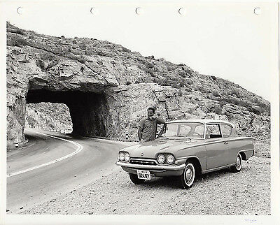 Ford Consul Classic Two Door Saloon Period Photograph.