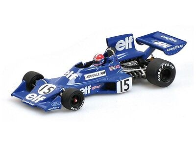 Minichamps Tyrell Ford 007 F1 1975 Jabouille 1:43 400750015